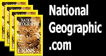Online version of one of the most esteemed publications in history, National Geographic Magazine